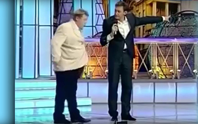 Николай Бандурин, Сергей Дроботенко - 'Русская турция' смотреть онлайн