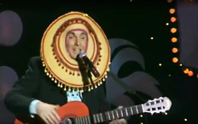 Геннадий Ветров - 'Арии под балконом' смотреть онлайн