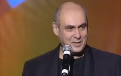 Ян Арлазоров - 'Суслик' смотреть онлайн