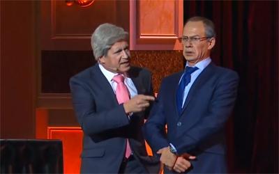 Братья Пономаренко - 'Встреча Лаврова и Керри' смотреть онлайн