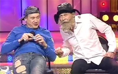 Братья Пономаренко - 'Дед и подросток' смотреть онлайн