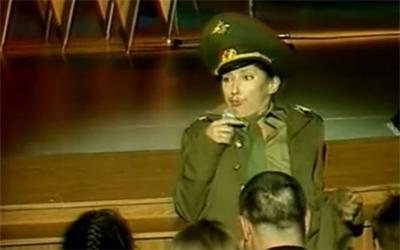 Елена Воробей - 'Солдат' смотреть онлайн