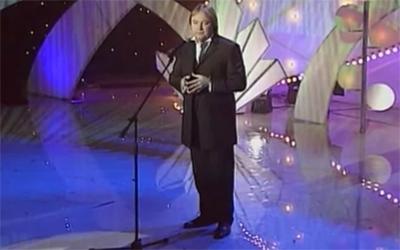 Игорь Христенко - 'Пародия (Галкин-Винокур)' смотреть онлайн