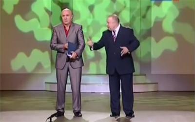 Игорь Маменко, Николай Лукинский - 'Учитель и ученик' смотреть онлайн