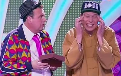 Владимир Данилец, Владимир Моисеенко - 'Китаец и часы с кукушкой' смотреть онлайн