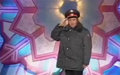 Олег Акулич - 'Работяга старший лейтенант Обурелов' смотреть онлайн