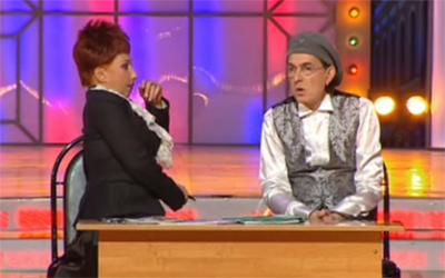 Геннадий Ветров, Елена Воробей - 'Поэт-экстремал Семен Гнида' смотреть онлайн