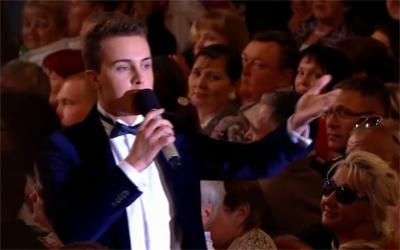Андрей Баринов - 'Сборный концерт' смотреть онлайн
