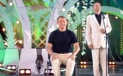 Братья Пономаренко - 'Футбол с сурдопереводом' смотреть онлайн
