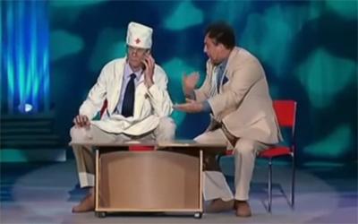 Владимир Данилец, Владимир Моисеенко - 'Приз фирменная кружечка' смотреть онлайн