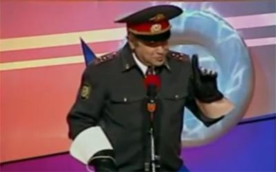 Евгений Петросян - 'Инспектор ГАИ' смотреть онлайн