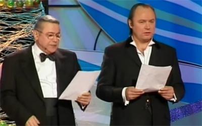 Евгений Петросян, Игорь Христенко - 'Новогодние ведущие' смотреть онлайн