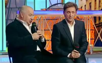 Игорь Маменко, Сергей Дроботенко - 'Блондинка и бизнесмен' смотреть онлайн