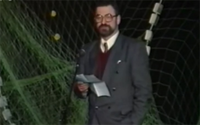 Григорий Горин - 'Поздравление Жванецкому' смотреть онлайн