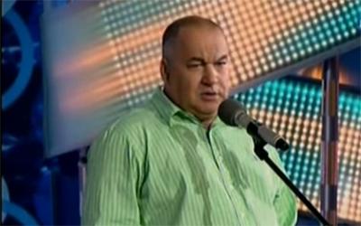 Игорь Маменко - 'Звезды на льду' смотреть онлайн