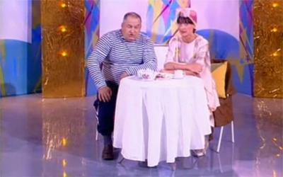 Игорь Маменко, Светлана Рожкова - 'Смотри-ка, Вань! Аншлаг!' смотреть онлайн