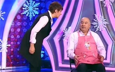 Игорь Маменко, Светлана Рожкова - 'Телестрасти' смотреть онлайн