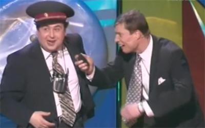 Владимир Данилец, Владимир Моисеенко - 'Участковый' смотреть онлайн