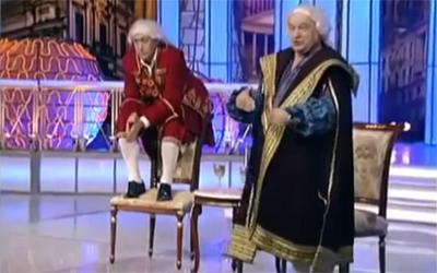 Игорь Маменко, Сергей Дроботенко - 'Моцарт и Сальери' смотреть онлайн