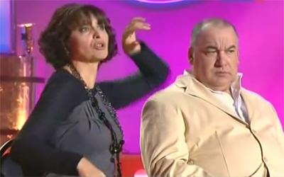 Игорь Маменко, Светлана Рожкова - 'Ролевые игры' смотреть онлайн