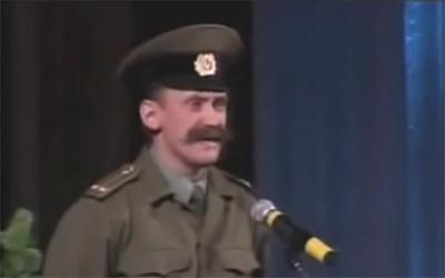 Сергей Дроботенко - 'Лекция по гражданской обороне' смотреть онлайн