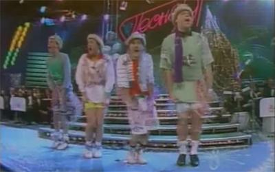 Группа Экс-ББ - 'На утреннике «Песня-91»' смотреть онлайн