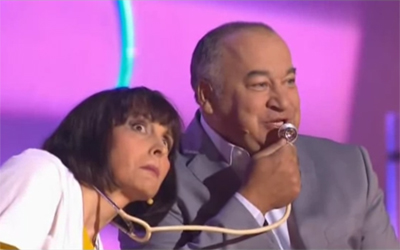 Игорь Маменко, Светлана Рожкова - 'Врач' смотреть онлайн