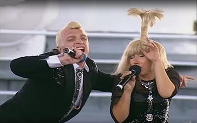 Елена Воробей - 'Концерт в Архангельске' смотреть онлайн